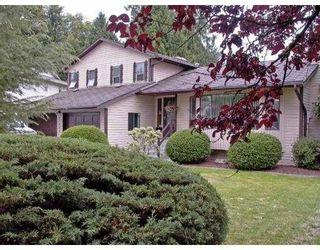 Photo 1: 21056 BARKER AV in Maple Ridge: Southwest Maple Ridge House for sale : MLS®# V608375