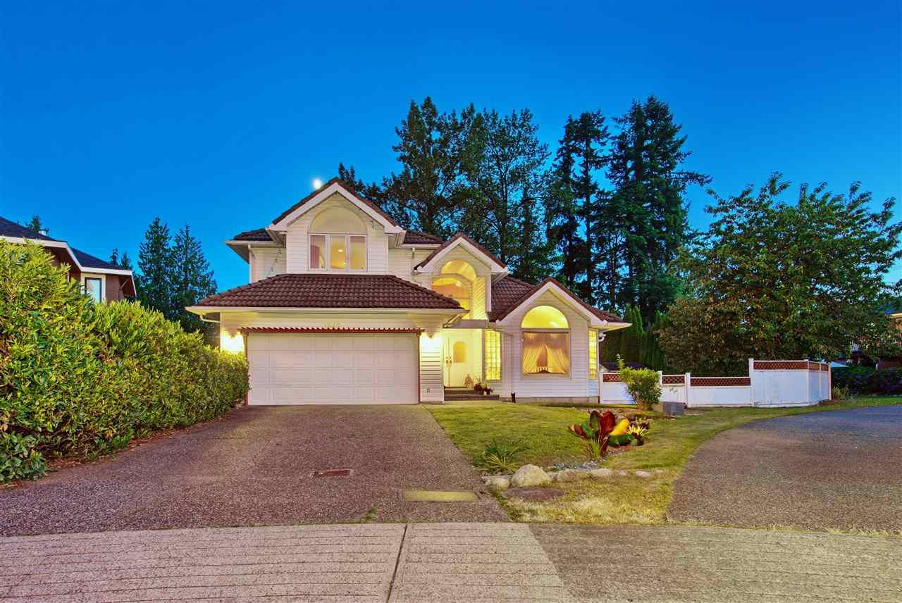 Main Photo: 1342 EL CAMINO Drive in Coquitlam: Hockaday House for sale : MLS®# R2499975