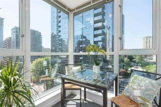 """Photo 10: 1106 1068 HORNBY Street in Vancouver: Downtown VW Condo for sale in """"The Canadian at Wall Centre"""" (Vancouver West)  : MLS®# R2485432"""