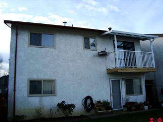 Photo 10: 8539 MCCUTCHEON AV in Chilliwack: House for sale : MLS®# H1000293