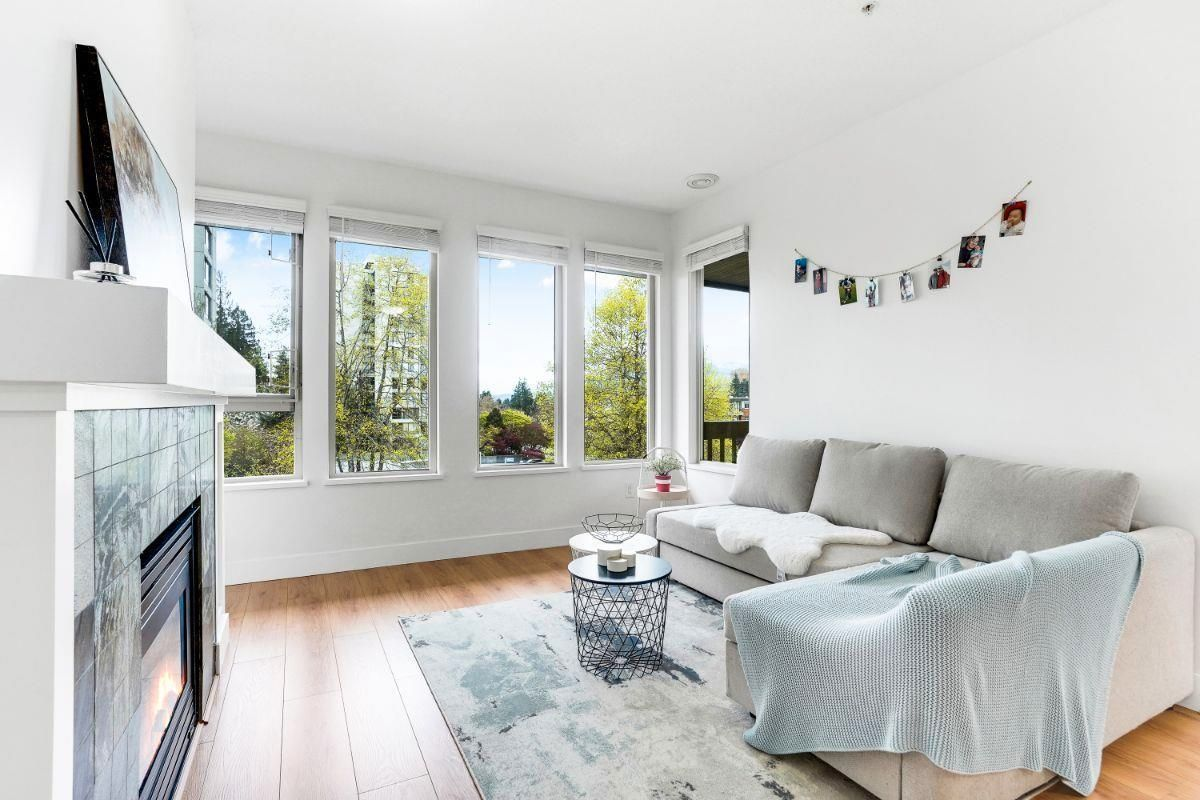 """Main Photo: 411 2338 WESTERN Parkway in Vancouver: University VW Condo for sale in """"Winslow Commons"""" (Vancouver West)  : MLS®# R2573018"""