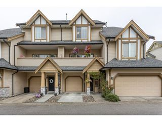 """Photo 1: 17 18707 65 Avenue in Surrey: Cloverdale BC Townhouse for sale in """"Legends"""" (Cloverdale)  : MLS®# R2616844"""