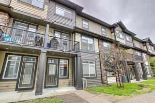 Photo 3: 213 Wentworth Row SW in Calgary: West Springs Row/Townhouse for sale : MLS®# A1123522