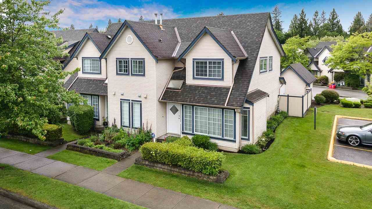 "Main Photo: 17 11536 236 Street in Maple Ridge: Cottonwood MR Townhouse for sale in ""Kanaka Mews"" : MLS®# R2585819"