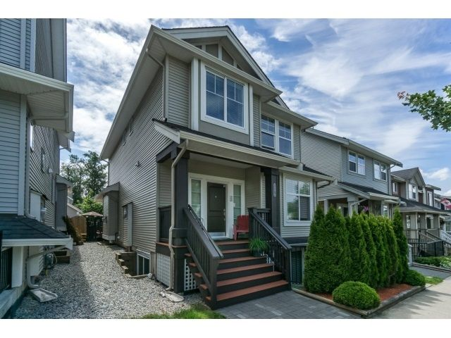 """Main Photo: 18970 68 Avenue in Surrey: Clayton House for sale in """"Heritance at Clayton Village"""" (Cloverdale)  : MLS®# R2075982"""