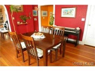 Photo 4:  in VICTORIA: Vi Oaklands House for sale (Victoria)  : MLS®# 454186