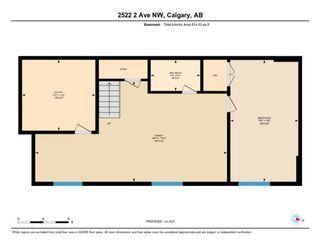 Photo 35: 2522 2 Avenue NW in Calgary: West Hillhurst Semi Detached for sale : MLS®# A1147806