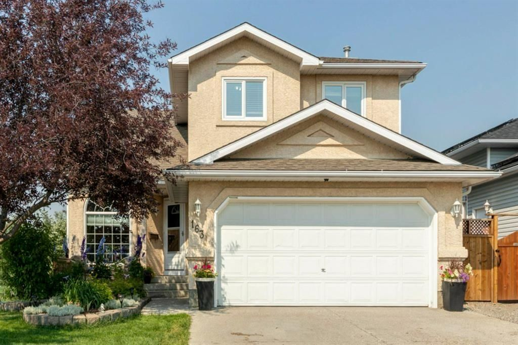 Main Photo: 163 Riverview Circle: Cochrane Detached for sale : MLS®# A1131932
