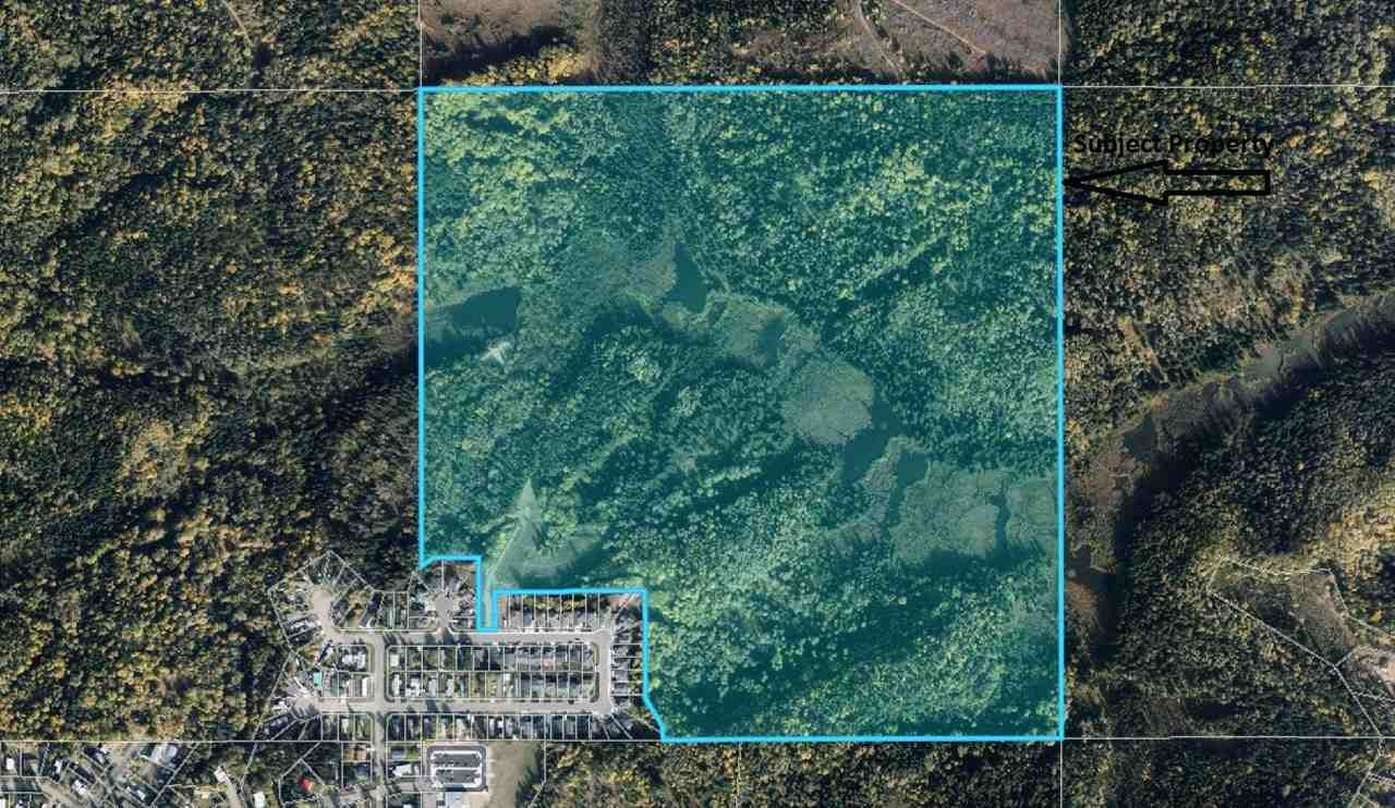 Main Photo: DAWSON ROAD in Prince George: Valleyview Land Commercial for sale (PG City North (Zone 73))  : MLS®# C8032523
