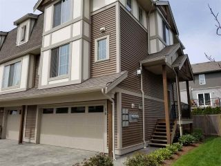 Photo 3: 16 45025 WOLFE ROAD in Chilliwack: Chilliwack W Young-Well Townhouse for sale : MLS®# R2259630