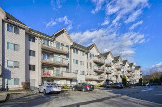 Photo 1: 206 33738 KING Road in Abbotsford: Poplar Condo for sale : MLS®# R2532451