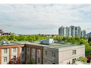 "Photo 11: 608 550 TAYLOR Street in Vancouver: Downtown VW Condo for sale in ""THE TAYLOR"" (Vancouver West)  : MLS®# V1123888"