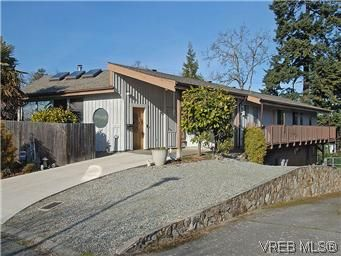 Main Photo: 1242 Astra Pl in VICTORIA: SE Maplewood House for sale (Saanich East)  : MLS®# 601419