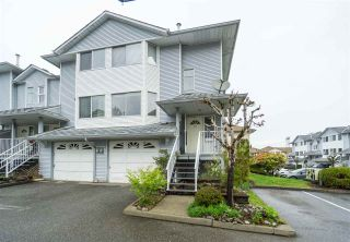 """Photo 1: 30 3087 IMMEL Street in Abbotsford: Central Abbotsford Townhouse for sale in """"Clayburn Estates"""" : MLS®# R2359135"""