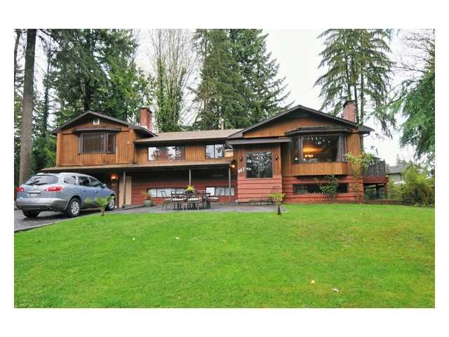 Main Photo: 447 KARP Court in Coquitlam: Central Coquitlam House for sale : MLS®# V817626