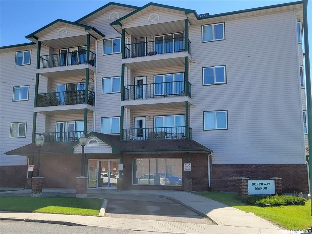Main Photo: 406 205 McIntyre Street North in Regina: Cityview Residential for sale : MLS®# SK855927
