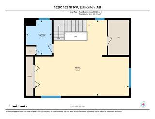 Photo 32: 10205 162 Street in Edmonton: Zone 21 House for sale : MLS®# E4240652