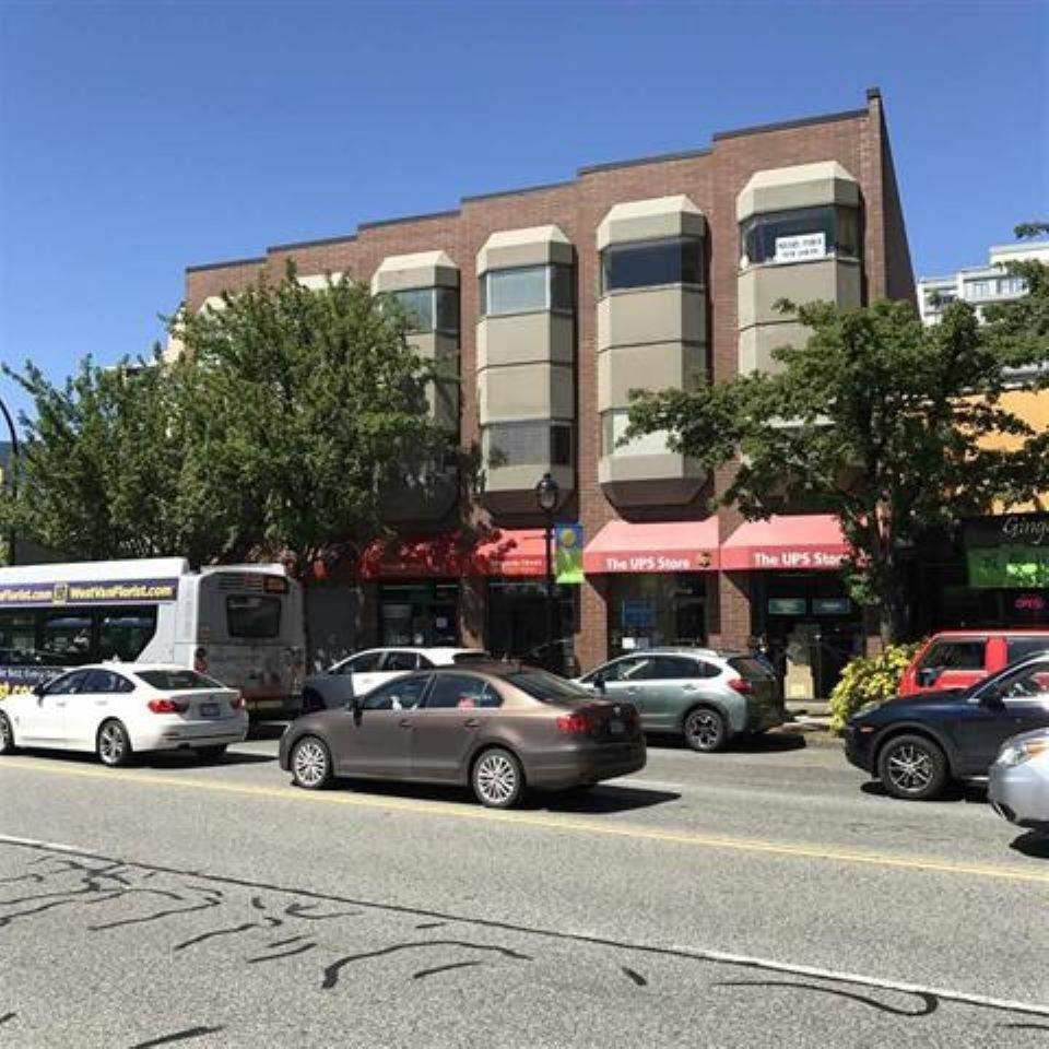 Main Photo: 1491 MARINE Drive in West Vancouver: Ambleside Retail for sale : MLS®# C8038485