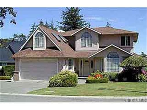 Main Photo: 4113 Delmar Ave in VICTORIA: SW Strawberry Vale House for sale (Saanich West)  : MLS®# 243414
