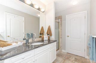 Photo 24: 10 OAKBAY Point: St. Albert House Half Duplex for sale : MLS®# E4236935