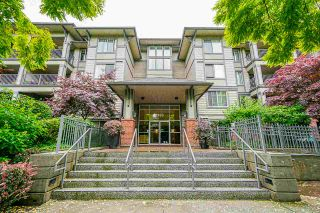 "Photo 3: 207 2468 ATKINS Avenue in Port Coquitlam: Central Pt Coquitlam Condo for sale in ""BORDEAUX"" : MLS®# R2448658"