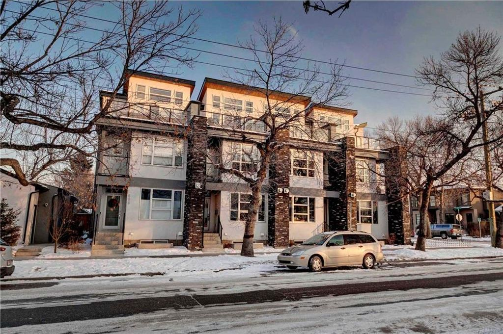 Main Photo: 604 2 Street NE in Calgary: Crescent Heights House for sale : MLS®# C4144534