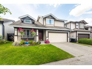 "Photo 1: 9443 202B Street in Langley: Walnut Grove House for sale in ""River Wynde"" : MLS®# R2476809"