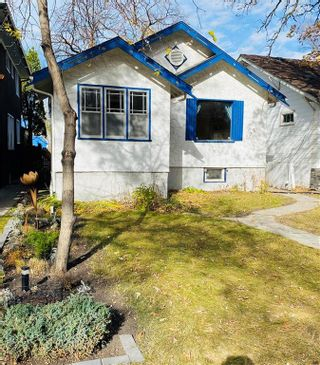 Photo 1: 105 Lanark Street in Winnipeg: River Heights North Residential for sale (1C)  : MLS®# 202025619