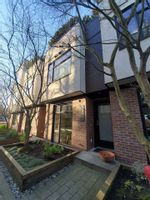"Main Photo: 1879 W 2ND Avenue in Vancouver: Kitsilano Townhouse for sale in ""BLANC"" (Vancouver West)  : MLS®# R2566344"