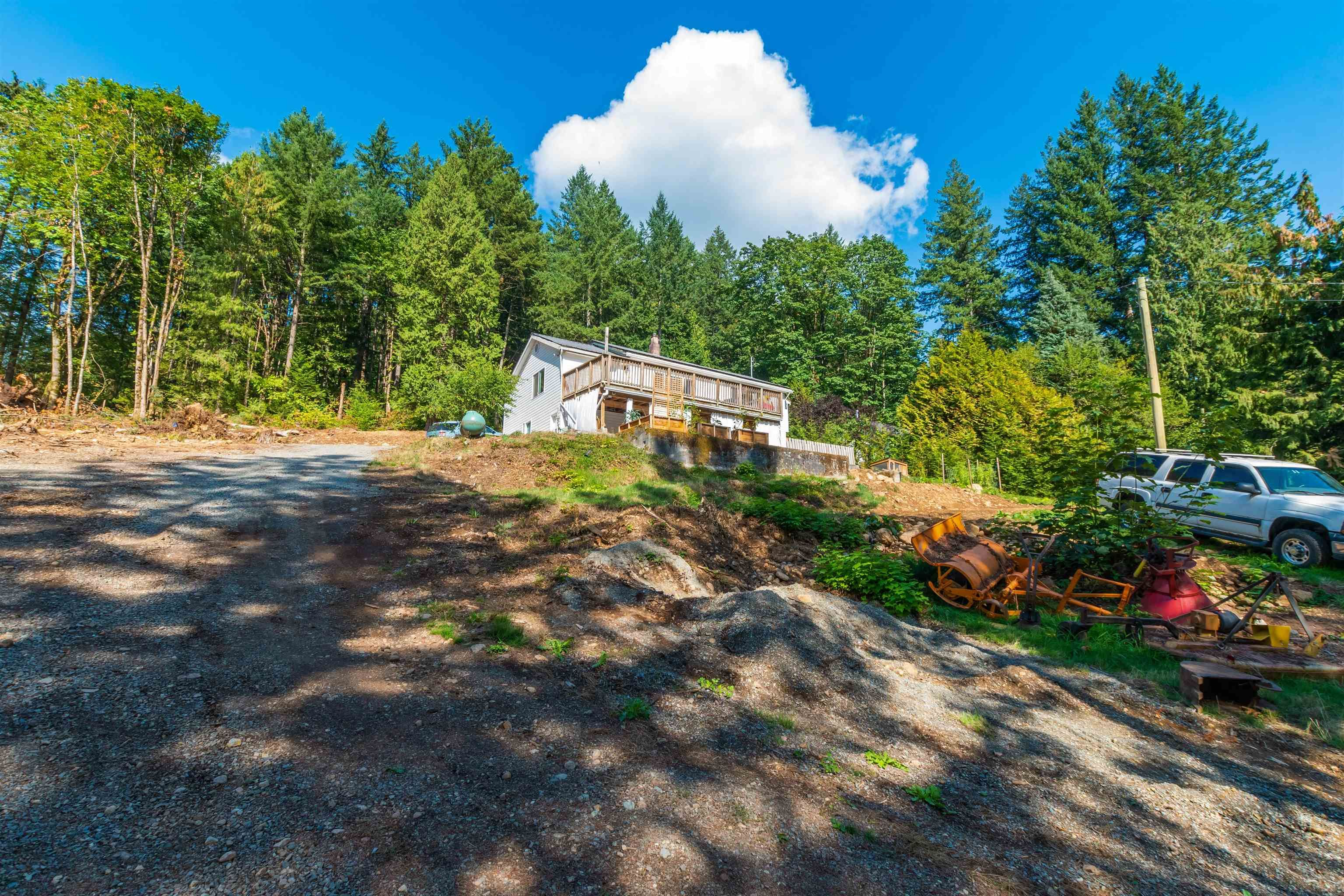 Main Photo: 2375 LOUGHEED HIGHWAY in Agassiz: Mt Woodside House for sale (Harrison Mills / Mt Woodside)  : MLS®# R2617751