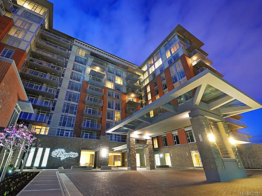 Main Photo: 604 100 Saghalie Rd in : VW Songhees Condo for sale (Victoria West)  : MLS®# 857057