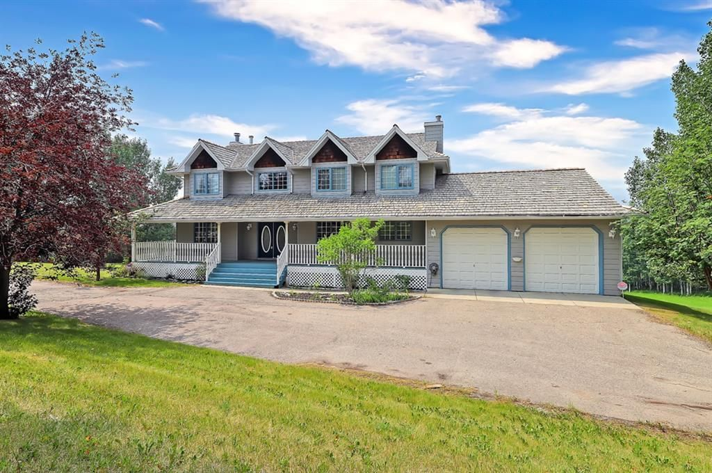 Main Photo: 3 Blueridge Place in Rural Rocky View County: Rural Rocky View MD Detached for sale : MLS®# A1130938