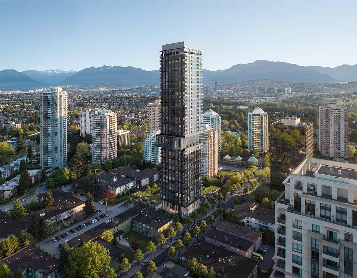"""Main Photo: 106 5987 WILSON Avenue in Burnaby: Metrotown Townhouse for sale in """"CENTRAL PARK HOUSE"""" (Burnaby South)  : MLS®# R2589157"""
