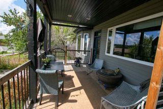 Photo 36: 857 West Cove Drive: Rural Lac Ste. Anne County House for sale : MLS®# E4227834