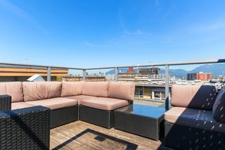 """Photo 22: 310 2688 WATSON Street in Vancouver: Mount Pleasant VE Townhouse for sale in """"Tala Vera"""" (Vancouver East)  : MLS®# R2100071"""
