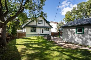 Photo 30: 136 Buxton Road in Winnipeg: House for sale : MLS®# 202122624