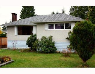 Photo 1: 983 ALLANDALE Avenue in Port Moody: Glenayre House for sale : MLS®# V797247
