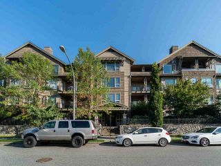 """Photo 1: 111 250 SALTER Street in New Westminster: Queensborough Condo for sale in """"PADDLERS LANDING"""" : MLS®# R2304271"""