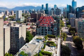 "Photo 24: 1801 1009 HARWOOD Street in Vancouver: West End VW Condo for sale in ""THE MODERN"" (Vancouver West)  : MLS®# R2488583"