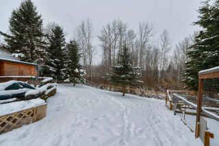 Photo 34: 318 Smith Crescent: Rural Parkland County House for sale : MLS®# E4221163