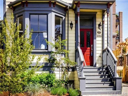 Main Photo: 1016 McClure St in VICTORIA: Vi Downtown House for sale (Victoria)  : MLS®# 702890
