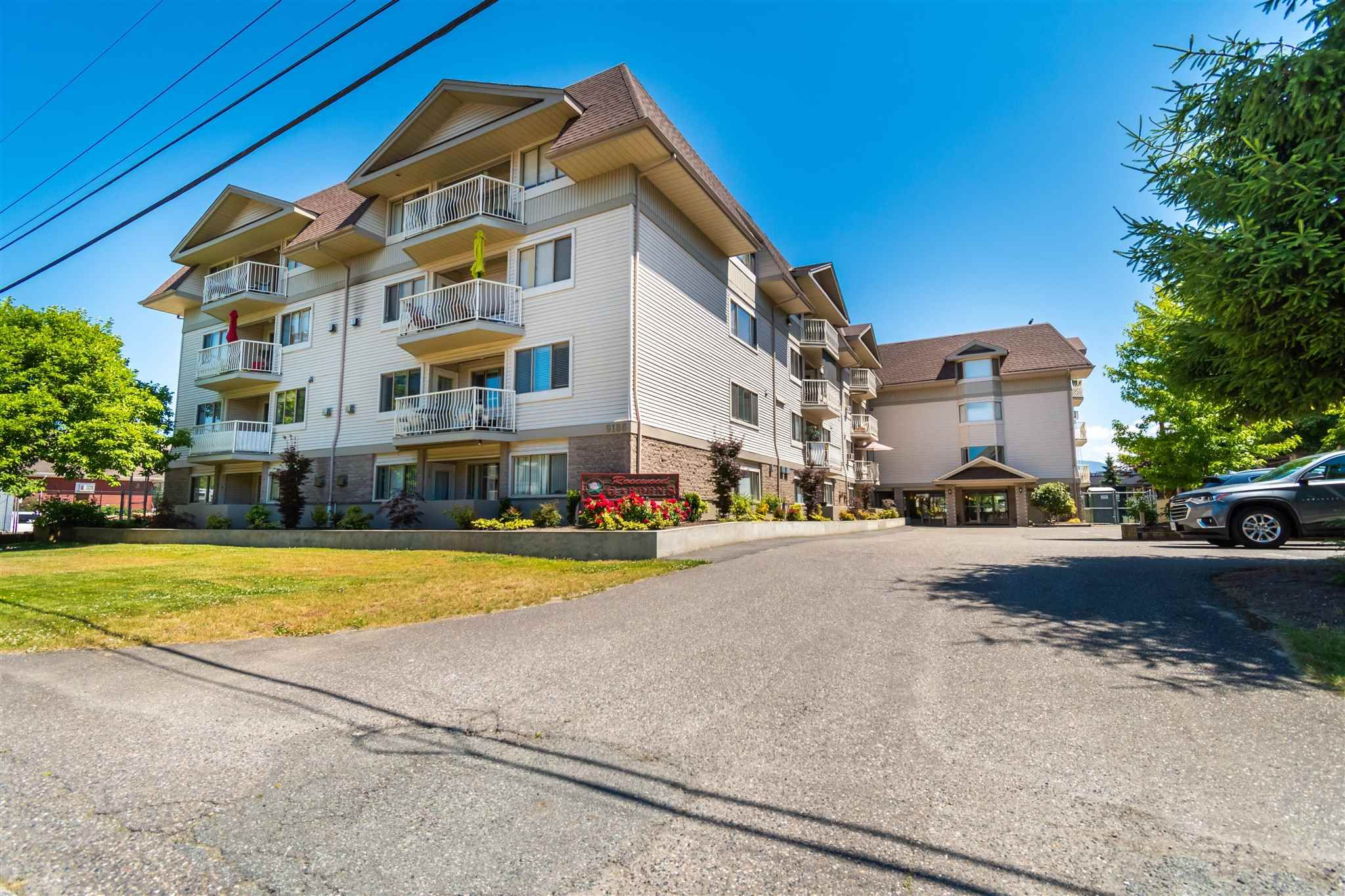 """Main Photo: 103 9186 EDWARD Street in Chilliwack: Chilliwack W Young-Well Condo for sale in """"Rosewood Gardens"""" : MLS®# R2595753"""