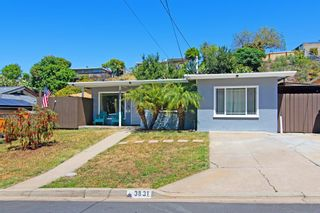 Photo 2: COLLEGE GROVE House for sale : 3 bedrooms : 3831 Marron St in San Diego