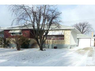 Photo 1: 643 Hartford Avenue in WINNIPEG: West Kildonan / Garden City Residential for sale (North West Winnipeg)  : MLS®# 1427986