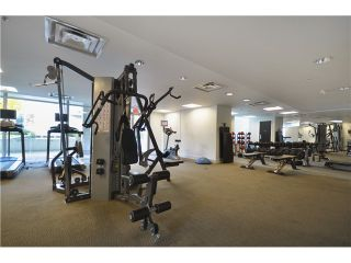 """Photo 3: # 704 1455 HOWE ST in Vancouver: Yaletown Condo for sale in """"POMARIA"""" (Vancouver West)  : MLS®# V1010474"""