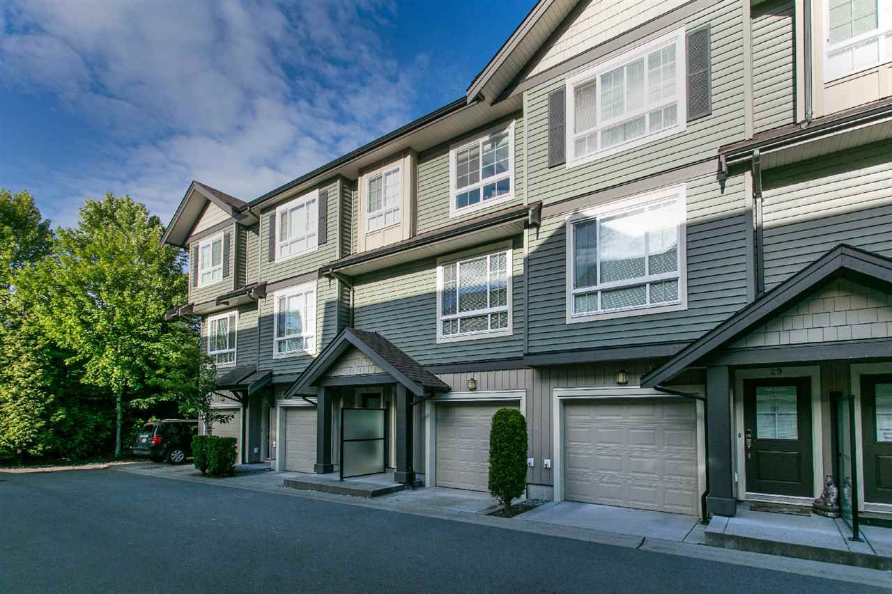 """Main Photo: 30 21867 50 Avenue in Langley: Murrayville Townhouse for sale in """"Winchester"""" : MLS®# R2416279"""