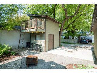 Photo 18: 321 Waterloo Street in Winnipeg: River Heights / Tuxedo / Linden Woods Residential for sale (South Winnipeg)  : MLS®# 1614223