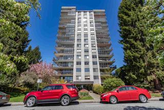 """Main Photo: 402 114 W KEITH Road in North Vancouver: Central Lonsdale Condo for sale in """"Ashby House"""" : MLS®# R2574070"""