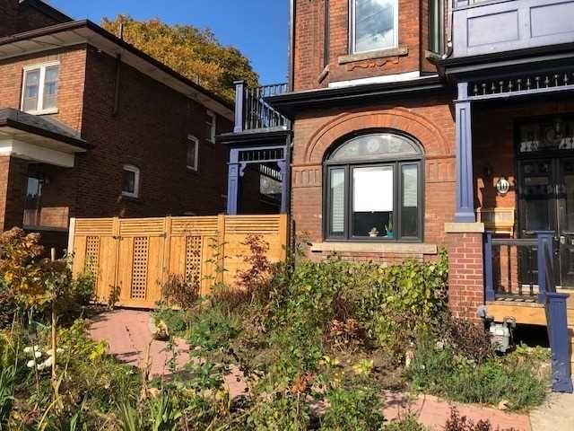 Main Photo: 3 10 Sylvan Avenue in Toronto: Dufferin Grove House (3-Storey) for lease (Toronto C01)  : MLS®# C4623346