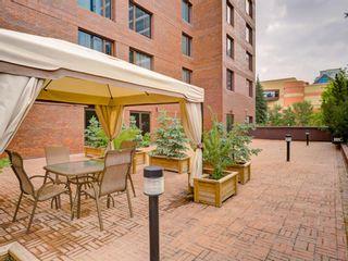 Photo 42: 1302A 500 Eau Claire Avenue SW in Calgary: Eau Claire Apartment for sale : MLS®# A1041808